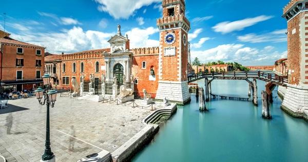 Тревизо, Италия. Достопримечательности, фото, карта, что посмотреть за 1 день