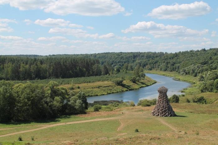Национальный парк Угра, Россия. Границы на карте, достопримечательности, фото