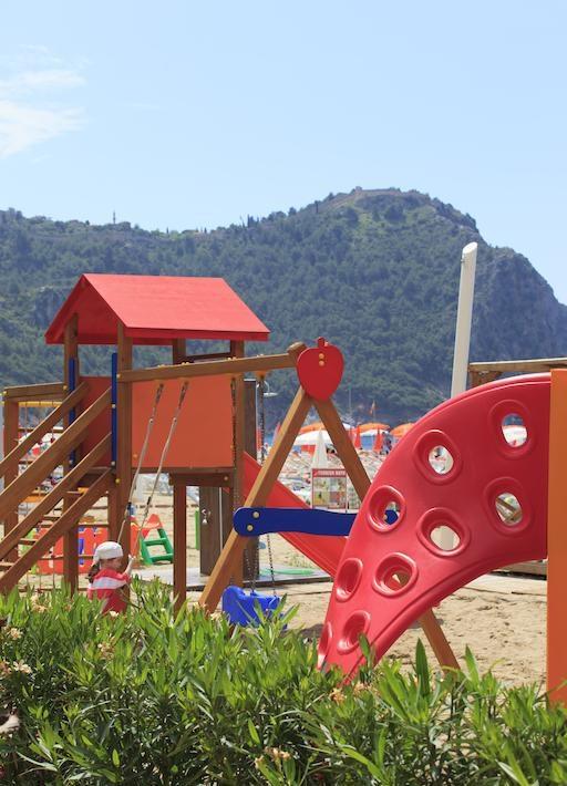 Xperia Saray Beach 4* в Алании, Турция. Отзывы, цены, фото