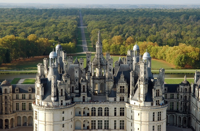 Замки Франции. Фото с названиями, история, где находятся