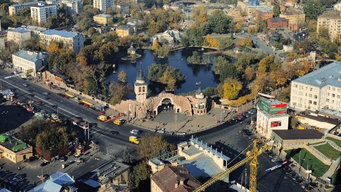 Московский Зоопарк - самый большой зоопарк в России