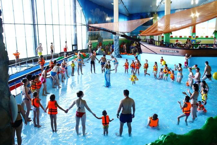 Аквапарк Фэнтези в Марьино, Москва. Цены 2020, отзывы, фото, описание развлекательного центра, купоны на скидку