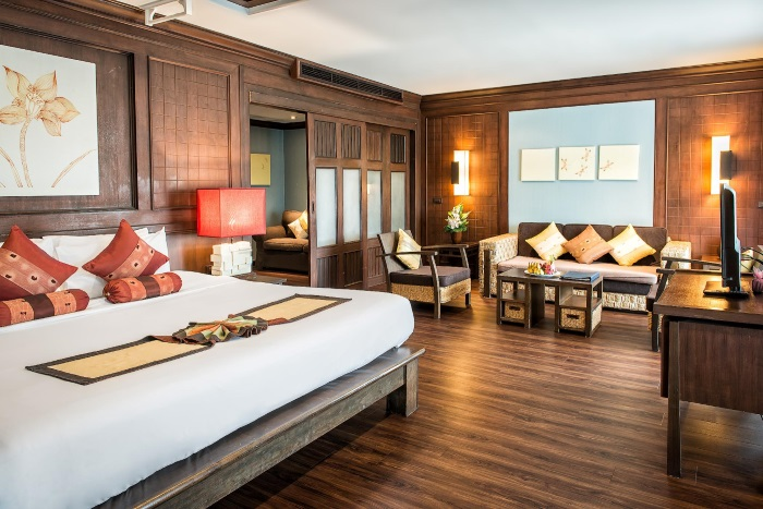 Alpina Phuket Nalina Resort & Spa 4* Ката-Бич, Таиланд. Отзывы, фото отеля, цены на отдых