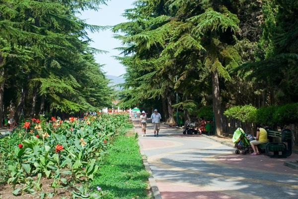 Алушта. Достопримечательности, фото, что посмотреть самостоятельный, маршрут на карте для туриста