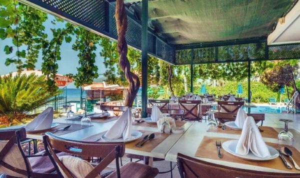 Antik Garden Hotel 4* отель в Аланьи, Турция. Отзывы, фото, цены