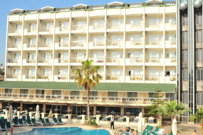 Асрин Бич Asrin Beach 4* отель Алания 4 звезды, Турция. Отзывы, фото, цены