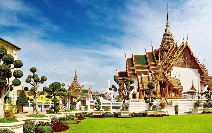 Бангкок, Таиланд. Что посмотреть самостоятельно, достопримечательности, фото