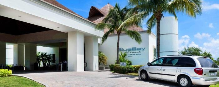 BlueBay Grand Esmeralda 5* отель в Мексике. Отзывы, фото, видео, цены