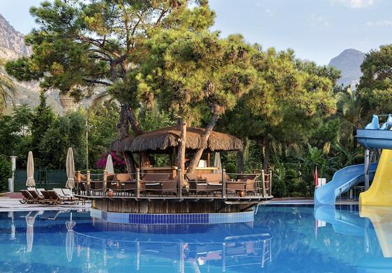 Catamaran Hotel 5* Кемер, Турция. Отзывы, фото отеля, видео, цены
