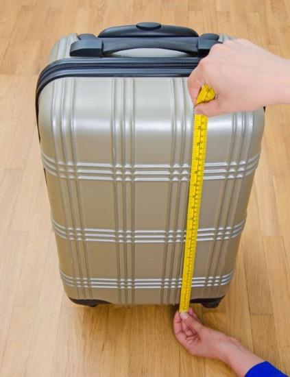 Чемодан. Размеры l m s для ручной клади в самолете. Самый оптимальный на колесиках. Как измерить в сантиметрах
