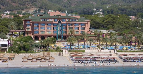 Правда про отель Fantasia Hotel Deluxe 5*, Кемер, Турция