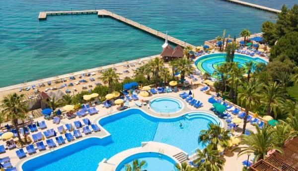 Fantasia Hotel Deluxe 5* отель в Кемере, Турция. Отзывы, фото, цены