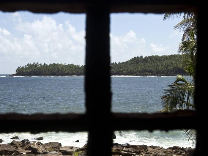 Французская Гвиана - остров Дьявола. Где находится на карте мира, история