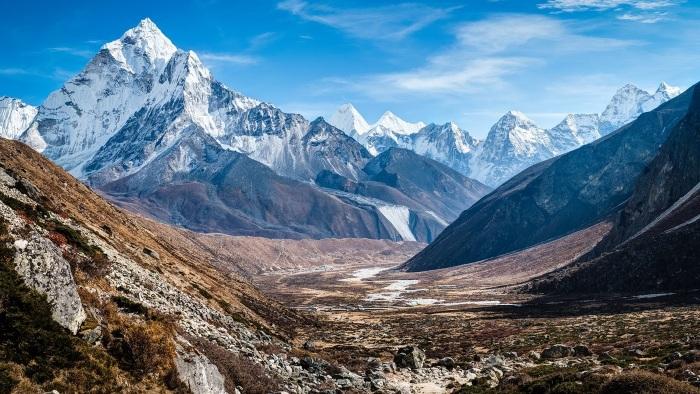 Гималаи горы. Где находятся на карте мира, страна, фото, высота, возраст, характеристики