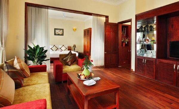 Golden Coast Resort & Spa 4* отель во Вьетнаме. Отзывы, фото, видео, цены