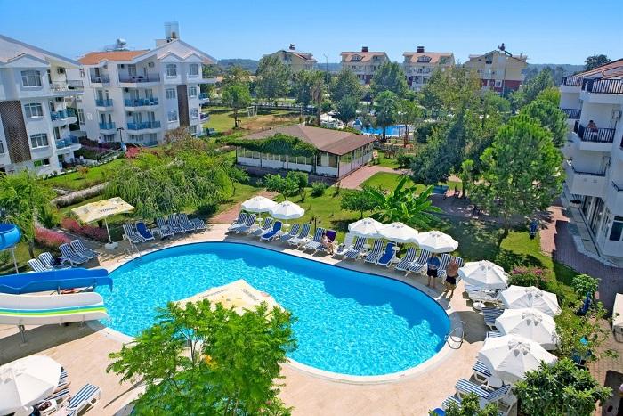 Green Garden Apart Hotel 4* в Алании, Турция. Отзывы, фото, цены