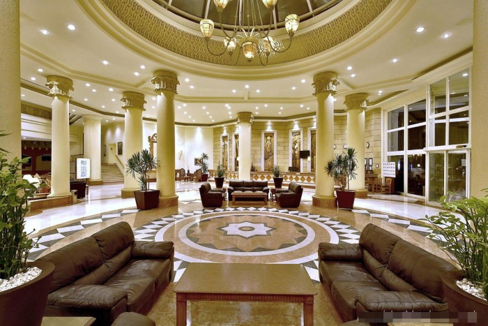 Hilton Sharm Waterfalls Resort 5* отель в Египте, Шарм-эль-Шейх. Отзывы, фото, цены