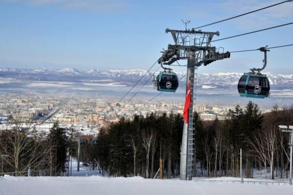 Холдоми горнолыжный комплекс, Комсомольск-на-Амуре: база отдыха, отели, трассы, спуски. Отзывы, цены, фото, адрес, территория, как добраться
