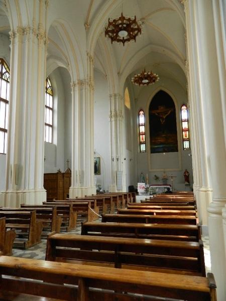 Храм Пресвятого Сердца Иисуса в Самаре. Адрес, история, фото, интересные факты