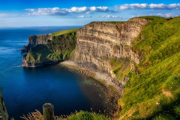 Ирландия. Достопримечательности республики, границы на карте, фото, города, интересные места, что посмотреть
