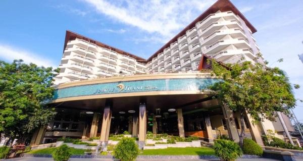 Jomtien Thani 3* отель в Паттайе, Таиланд. Отзывы, фото, видео, цены