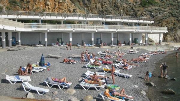 Кап-Даг – курорт во Франции. Фото города, пляжа, почему считается запрещенным