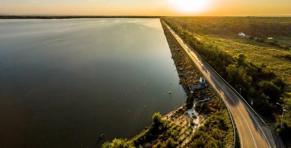 Краснодарское водохранилище. Фото, история создания, рыбалка и интересные факты