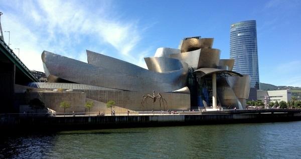 Музей Гуггенхайма в Бильбао – описание, стиль, история, фото