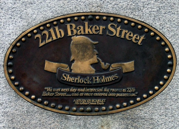 Адрес Шерлока Холмса в Лондоне (культовый музей Англии)