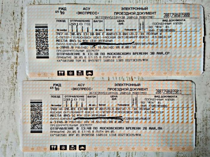 Поезд Невский экспресс. Фото внутри вагона, сидячие места, разница с Сапсаном, цены и отзывы