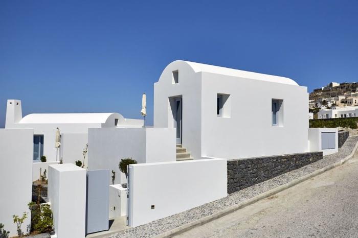 Остров Санторини, Греция. Фото пляжей, отели на карте, отзывы, цены на отдых