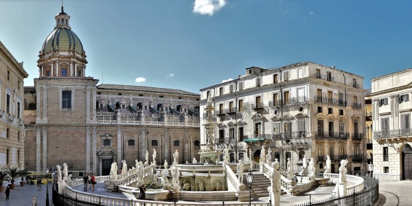 Палермо, Италия. Достопримечательности, фото с описанием, развлечения, отдых, что посмотреть за один день