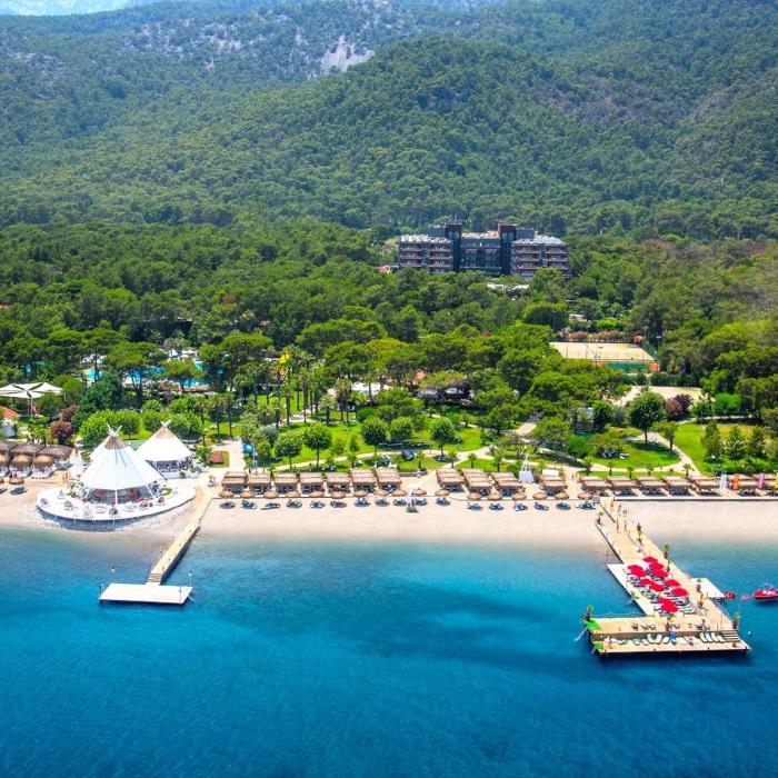Paloma Foresta Resort & Spa 5* Кемер/Турция. Отзывы, фото отеля, видео, цены