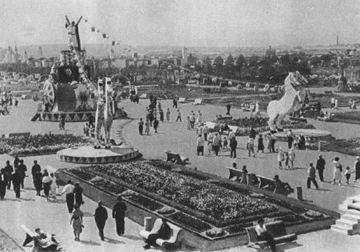 Парк Горького в Москве. Фото, история, адрес, аттракционы, карта, что посмотреть