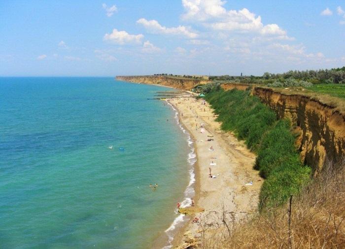 Лучшие пляжи Крыма с белым песком: Феодосия, Ялта, пос.Мирный, Оленевка и другие