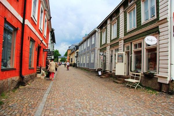 Порвоо, Финляндия. Достопримечательности, фото, путеводитель по интересным местам