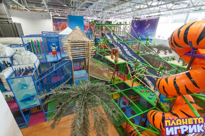 Развлечения для детей в Екатеринбурге на День рождения, новогодние праздники, выходные