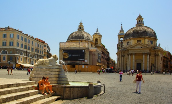 Рим. Достопримечательности самостоятельно, маршруты по интересным местам