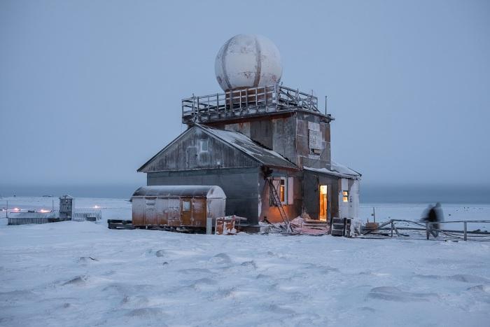 Самые северные точки России - крайняя материковая, где живут люди. Фото, где находится