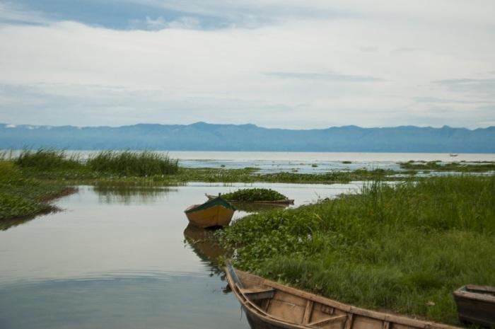 Самые большие озера в Африке по площади. Названия и фото, где находятся