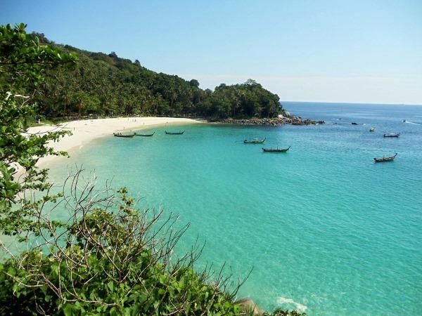 Самые красивые пляжи Пхукет. Где на карте, фото и описание лучших