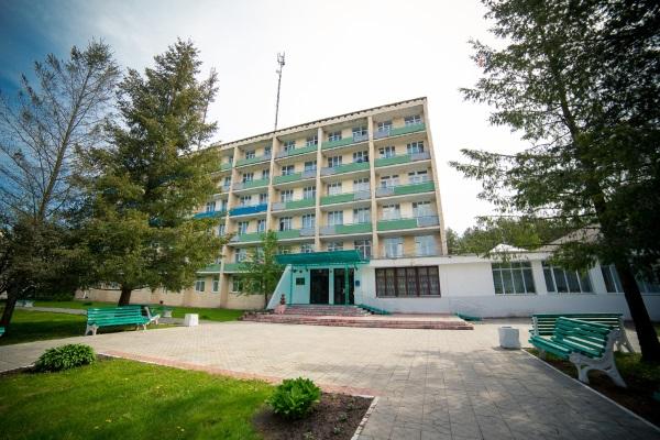 Санаторий Сосновый бор, Радошковичи, Беларусь. Где на карте, телефон, цены с лечением