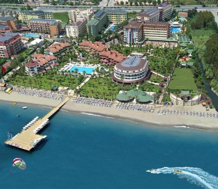 Saphir Hotel 4* Турция, Алания. Отзывы 2019, фото отеля, видео, цены
