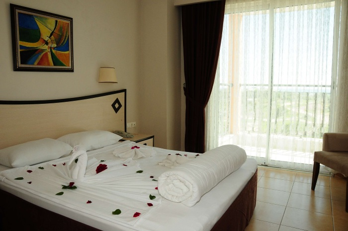 Side Aurora ex Jasmin 4* отель в Сиде, Турция. Отзывы, фото, видео, цены