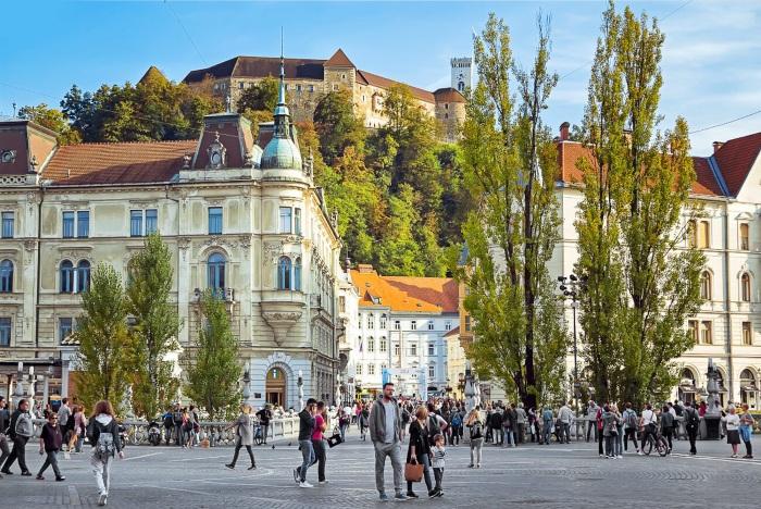 Словения. Достопримечательности на карте, фото, города, столица, что посмотреть туристу