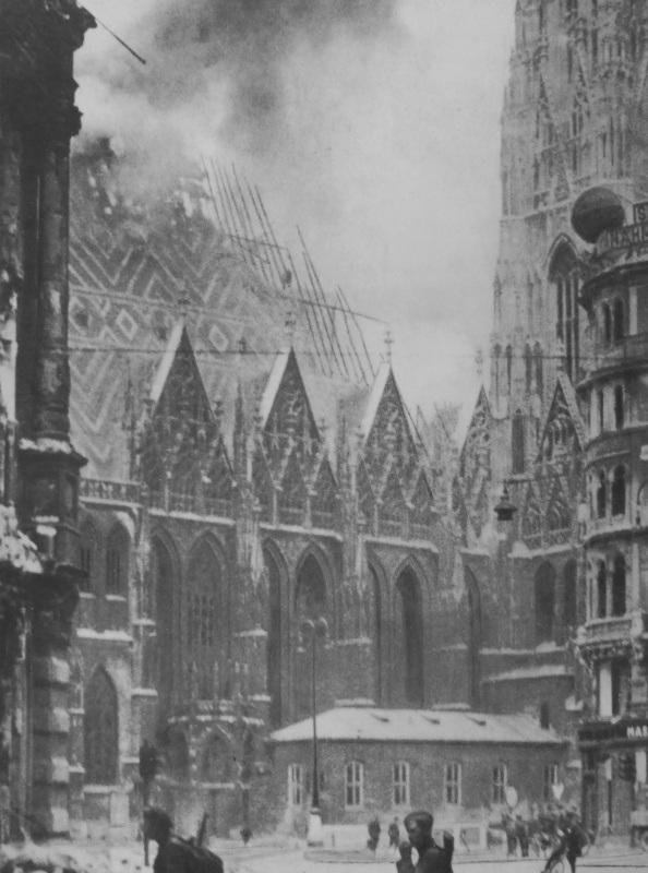 Собор Святого Стефана в Вене, Австрия. Фото, история, адрес, часы работы, интересные факты