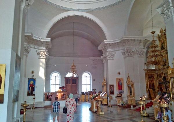 Спасо-Преображенский собор в Рыбинске. Фото, история, расписание богослужений, адрес, как добраться