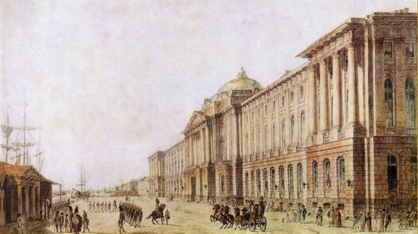 Таврический дворец в Санкт-Петербурге. Архитектор, история, стиль, фото, адрес