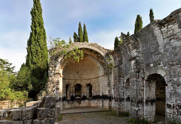 Цандрипш, Абхазия. Фото поселка, карта, частный сектор, отзывы об отдыхе, достопримечательности