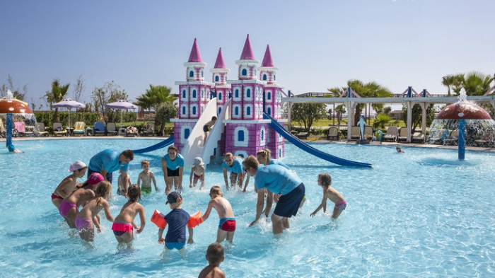 TUI FUN&SUN Club Serra Palace Calimera 5* Кызылот, Турция. Отзывы, фото отеля, цены